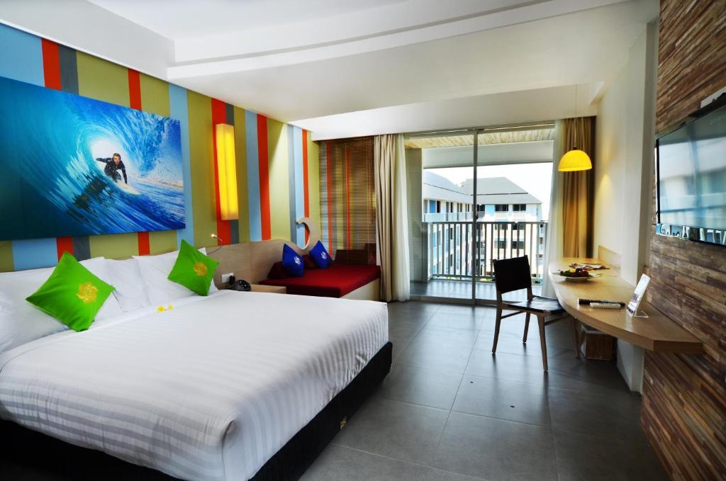Bliss Surfer Hotel Legian Indonesia