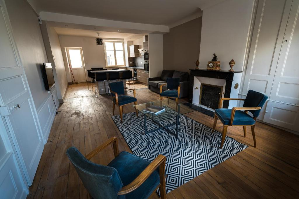 Apartments In Portieux Lorraine