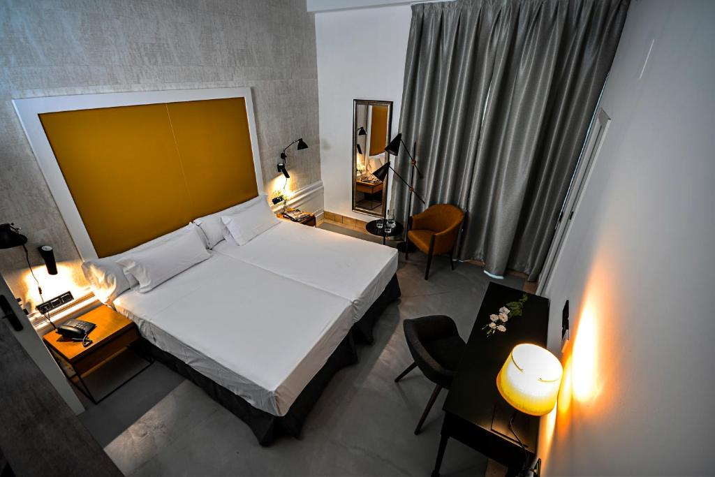 boutique hotels in sevilla  160