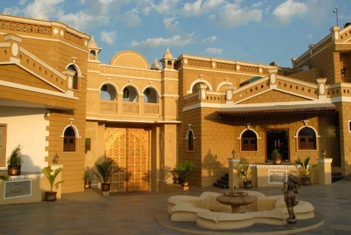 Hotel Heritage Khirasara Palace, Rajkot, India - Booking com