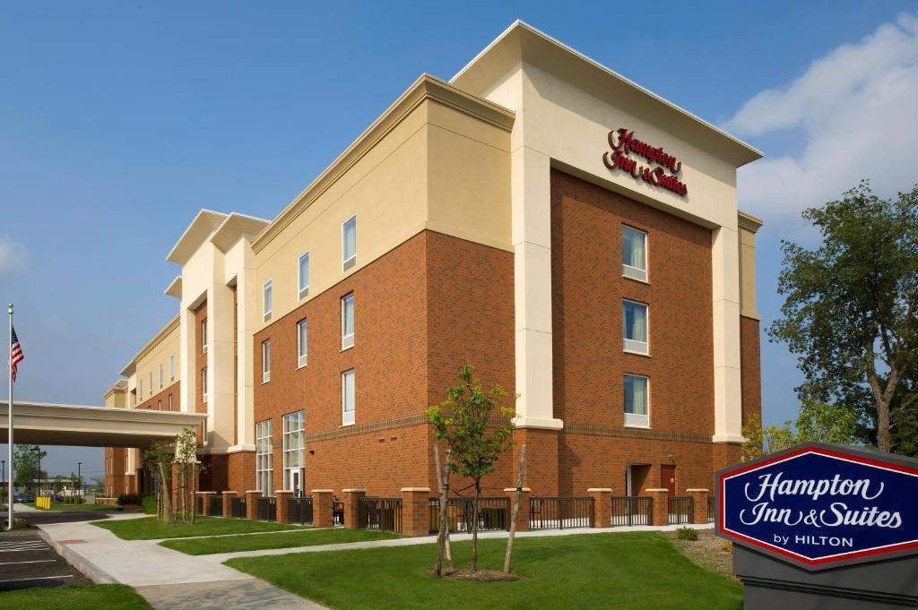 Hampton Inn Amp Suites Syracuse Carrier Circle East