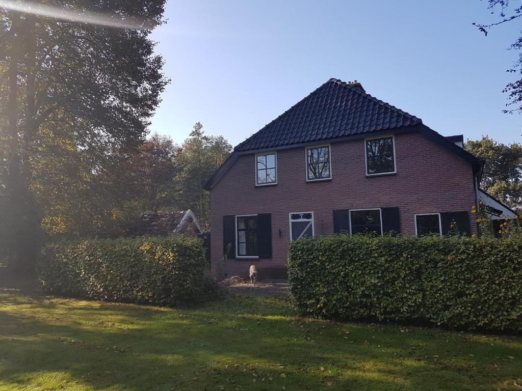 Vakantiehuis Een huis met 4 slaapkamers (Nederland Ruinen) - Booking.com