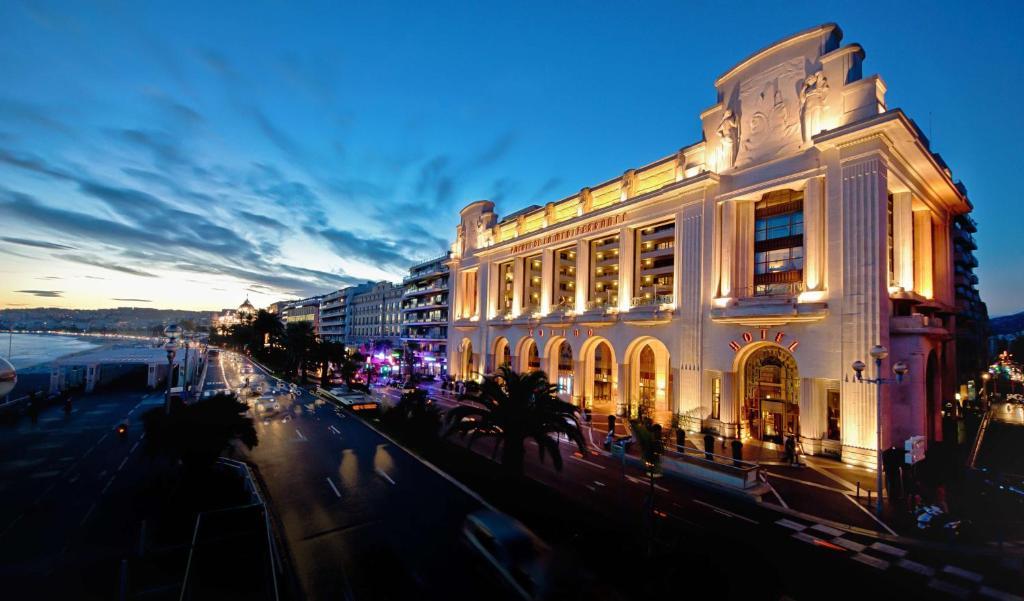 ハイアット リージェンシー ニース パレ ドゥ ラ メディテラネ(Hyatt Regency Nice Palais de la Méditerranée)