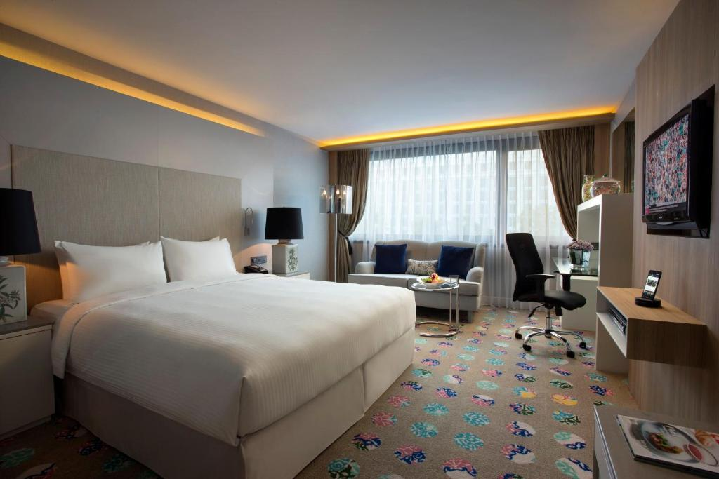 Concorde Hotel Singapore Singapur Singapur Bookingcom