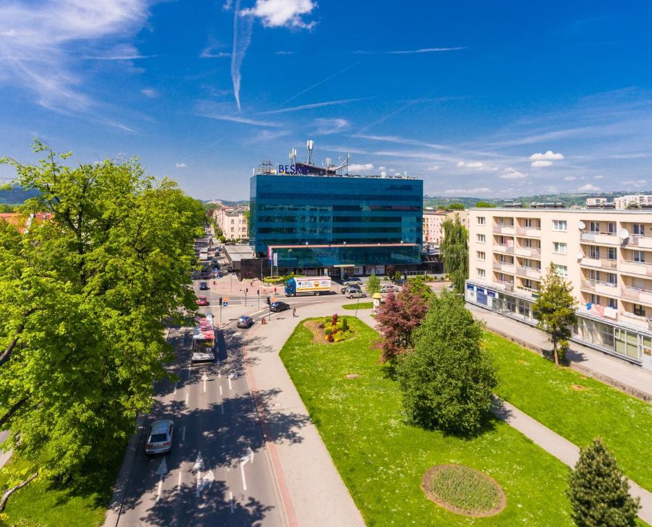 Hotel Beskid Nowy Sacz Poland Booking Com