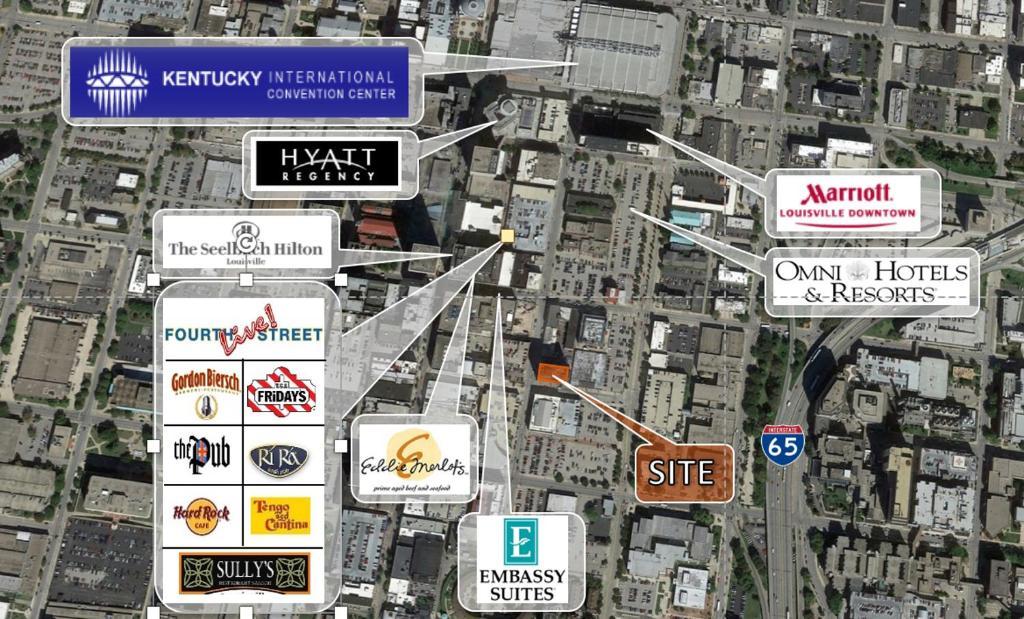 Louisville Ky Hotels Map 2018 World S Best Hotels