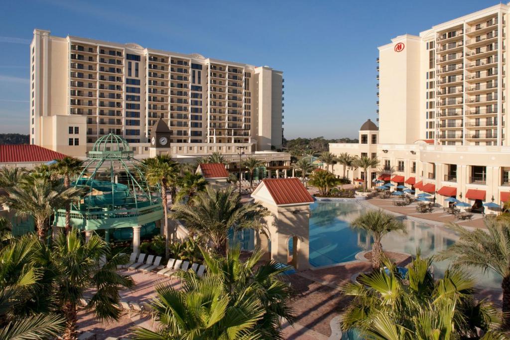 Resort Parc Soleil Hilton Grand Vacations Orlando Fl Booking Com
