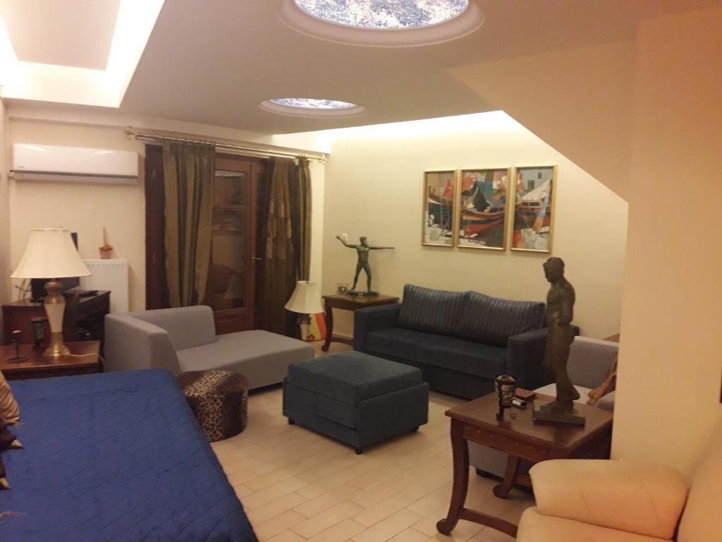 Элитную квартира в Дельфи