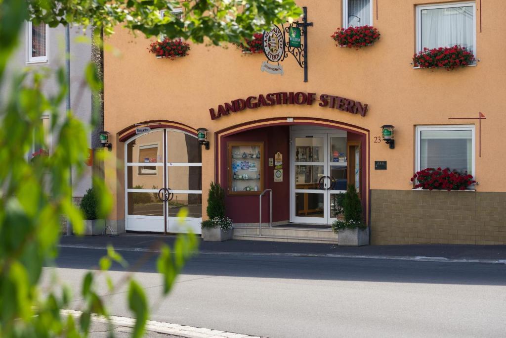 Hotel Landgasthof Zum Stern Hammelburg Obererthal Germany