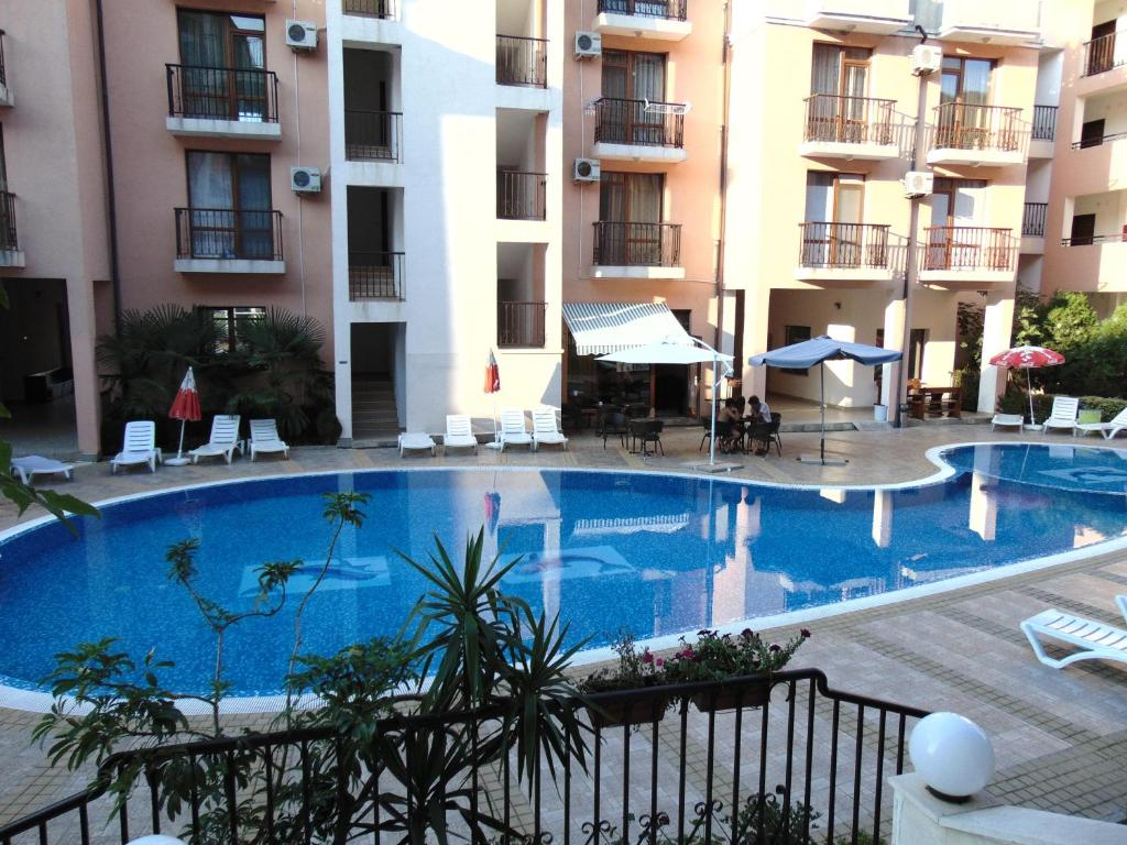 Апартамент Апартаментs in complex Gardenia - Приморско