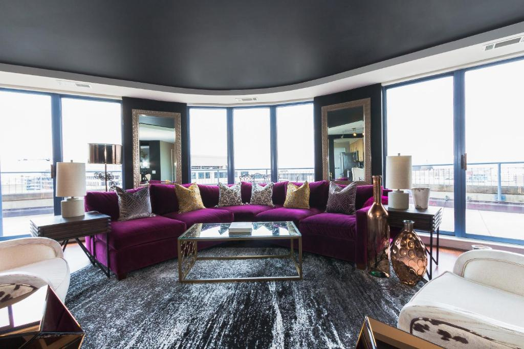 Condo Hotel 40 Bedroom Penthouse Suite Washington DC DC Interesting 3 Bedroom Penthouses In Las Vegas Style
