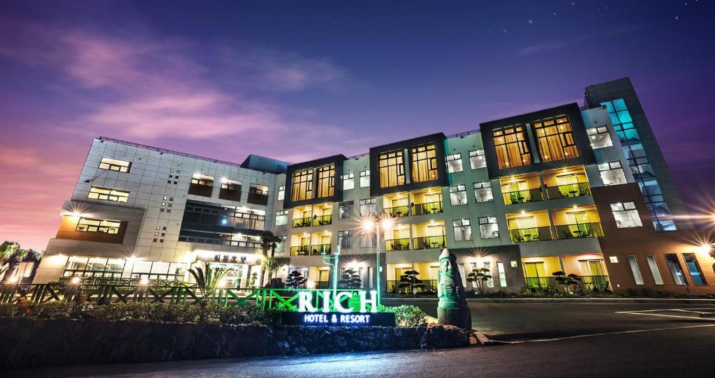 リッチ ホテル(Rich Hotel)