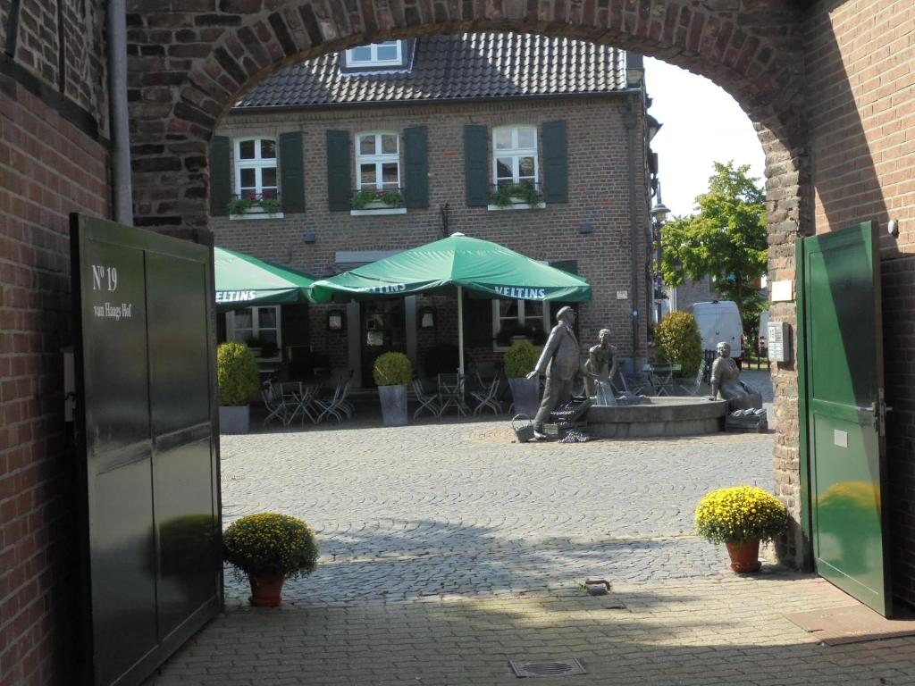 Apartment van Haags Hof (Deutschland Meerbusch) - Booking.com