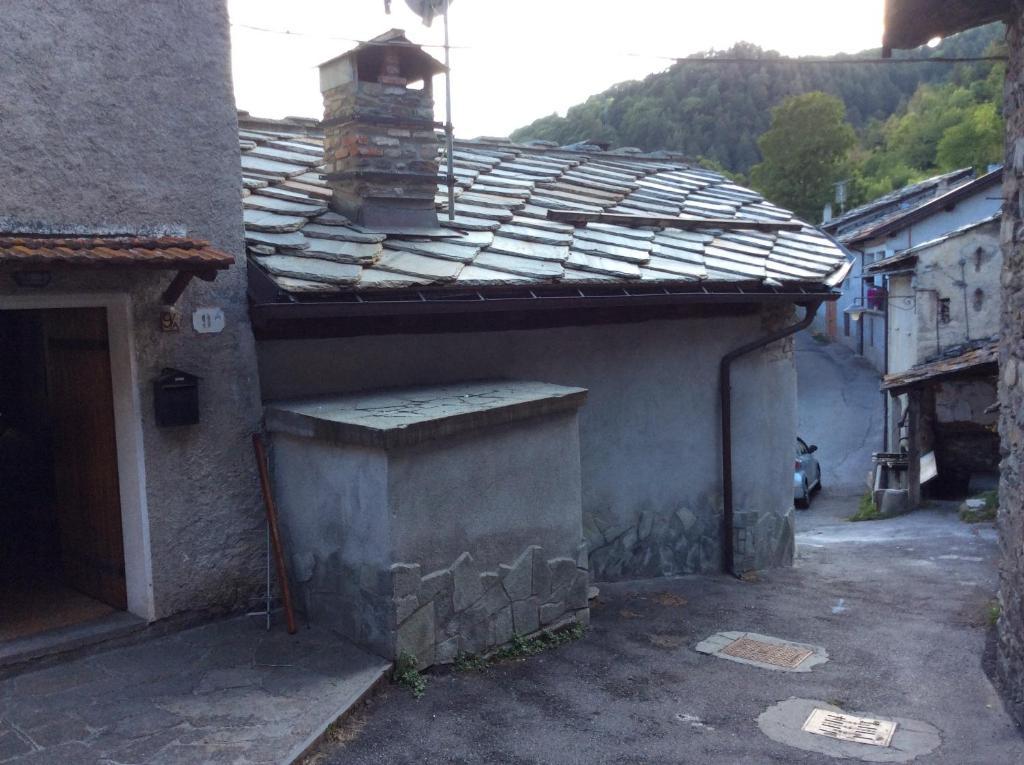 Favoloso Hotel Bella baita open space con soppalco (Italia Exilles  DE38