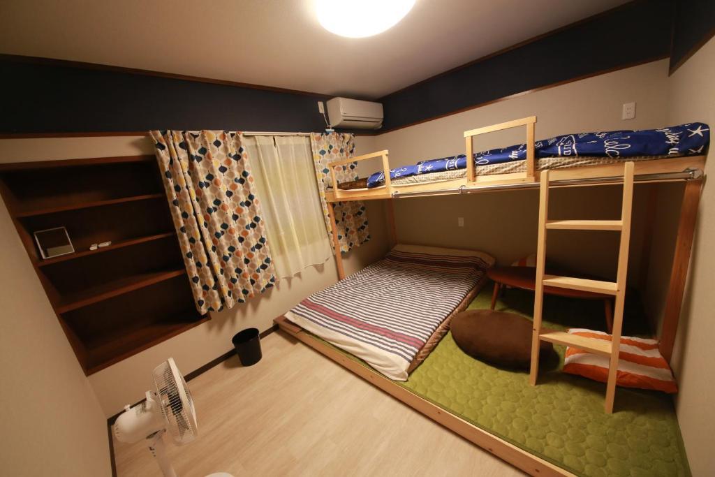Kyoto Kaikan (Japan) Rooms