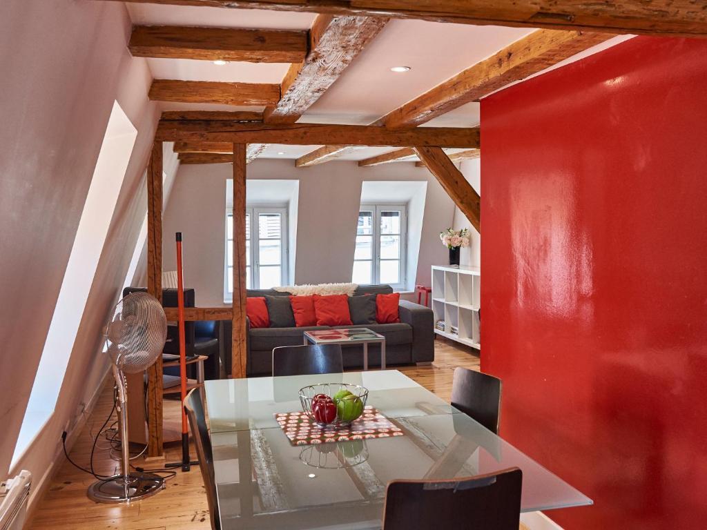 Apartment Closerie Saint-Martin, Colmar, France - Booking.com