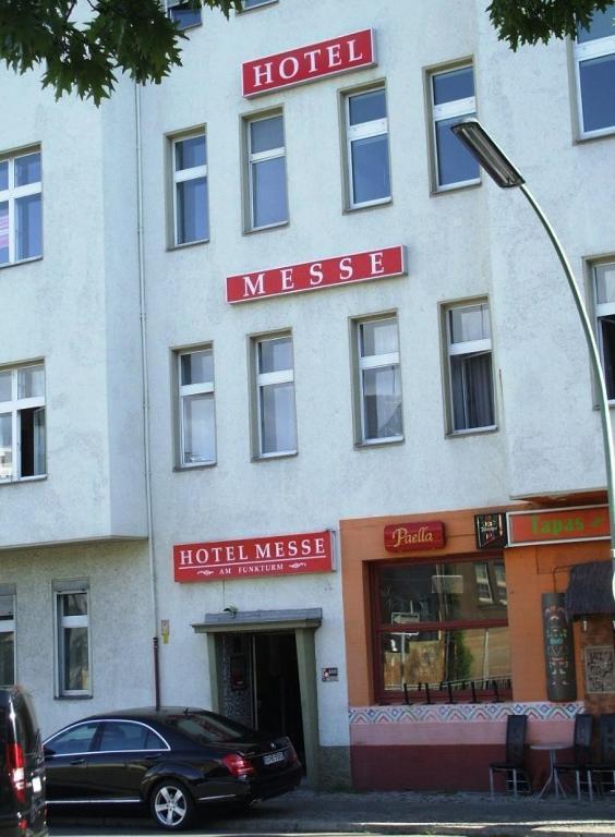 ホテル メッセ(Hotel Messe am Funkturm)