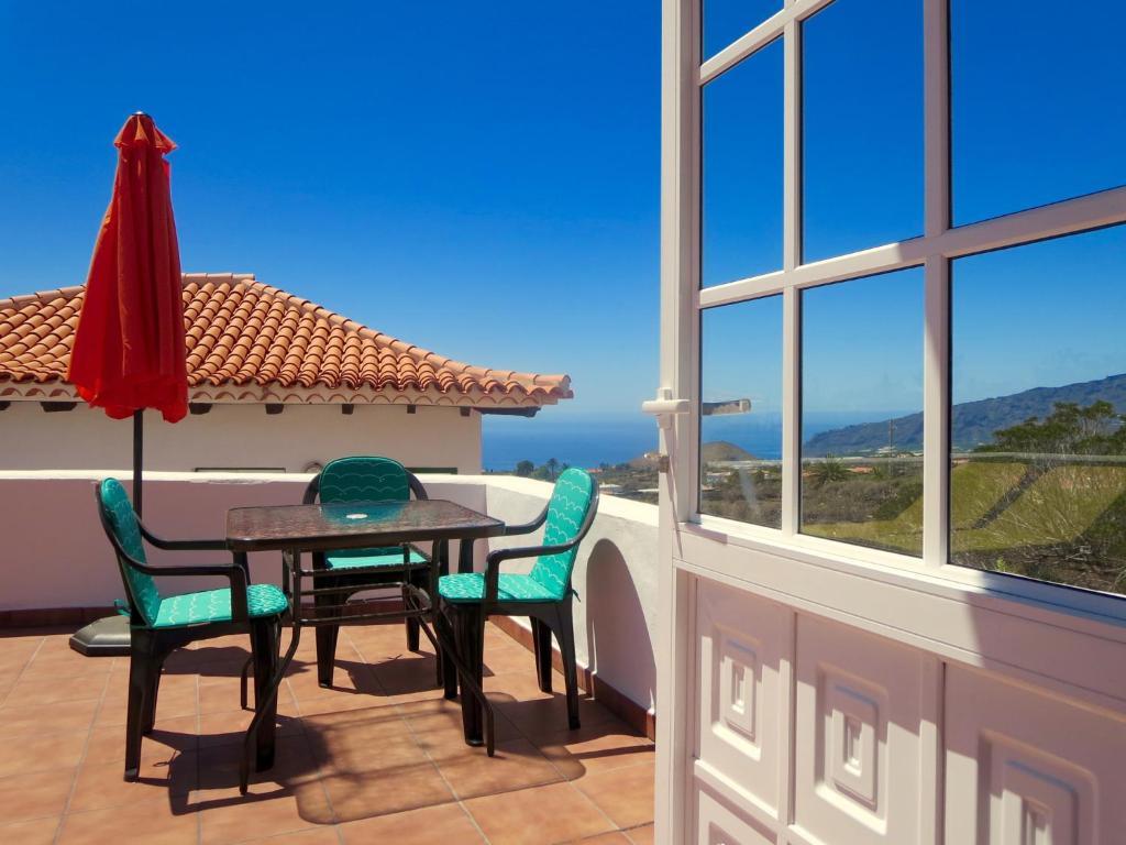 Apartments In Todoque La Palma Island