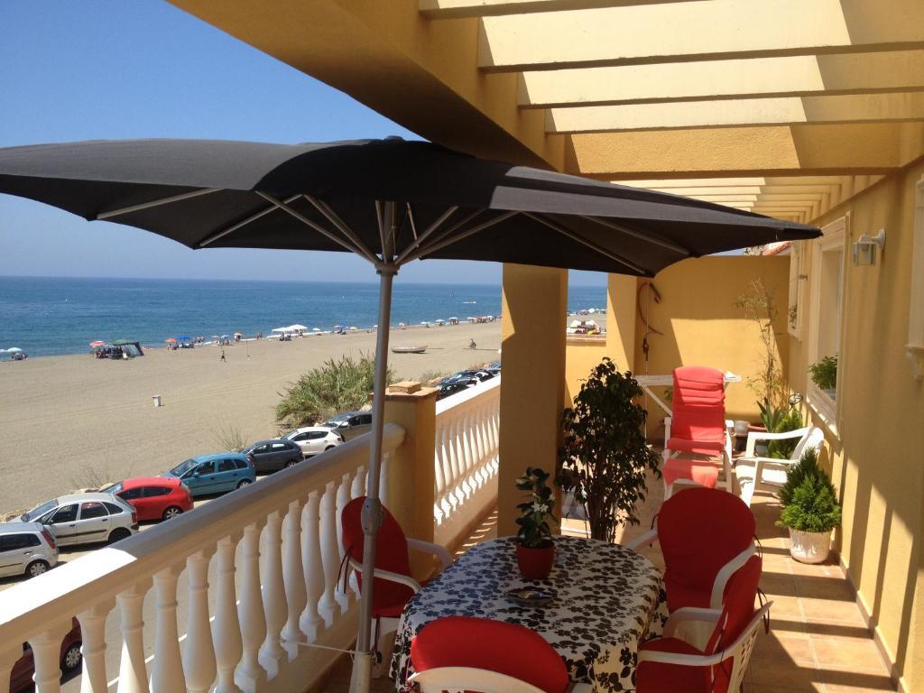 Appartement Costa del Sol, Ático en la Playa (Spanje Málaga ...