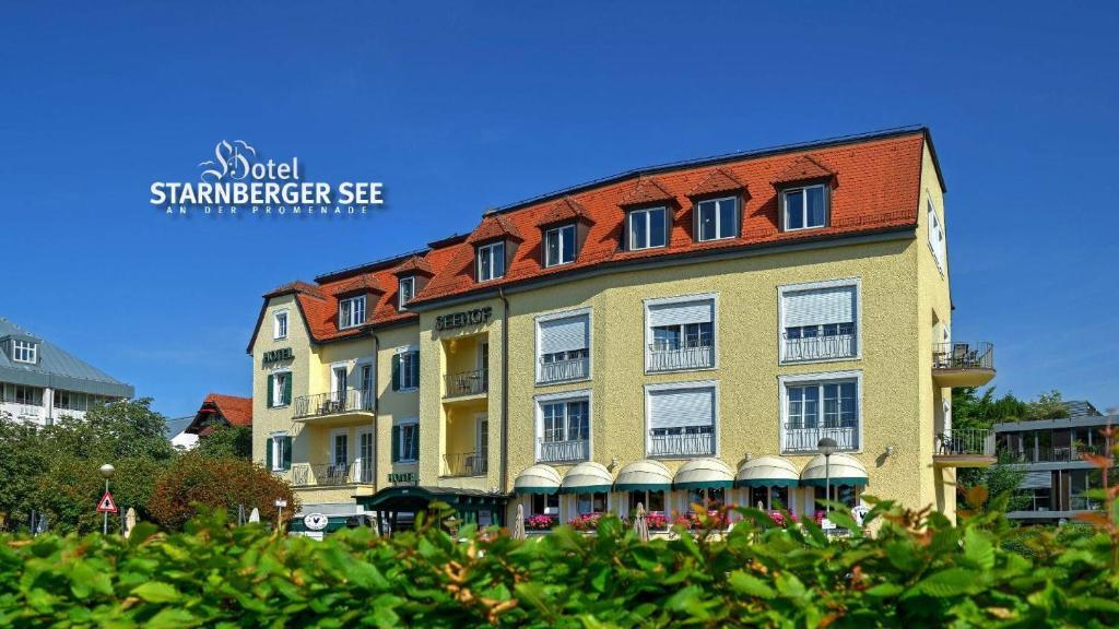 Hotel Starnberger See Deutschland Starnberg Booking Com