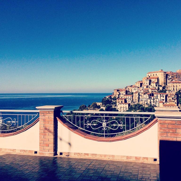 Apartment Terrazza sul mare Pisciotta - Palinuro, Italy - Booking.com