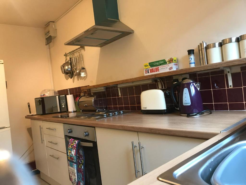 Ruthin Gardens Apartment