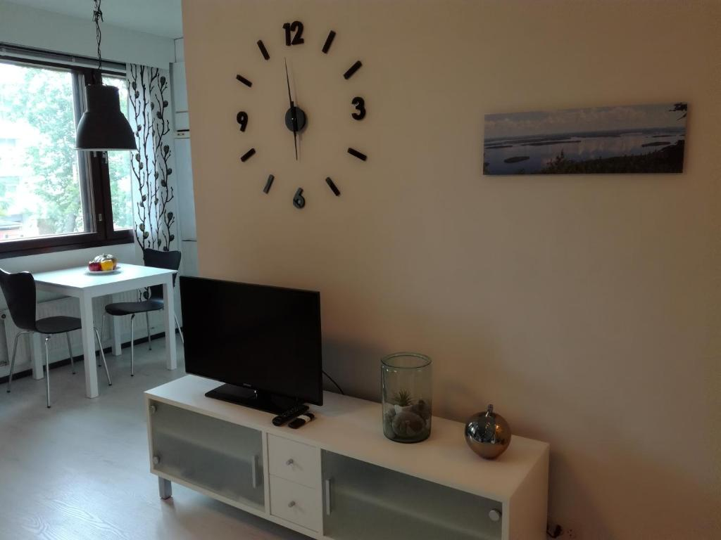 A lovely one-room apartment near the city centre., Vaasa, Finland ...