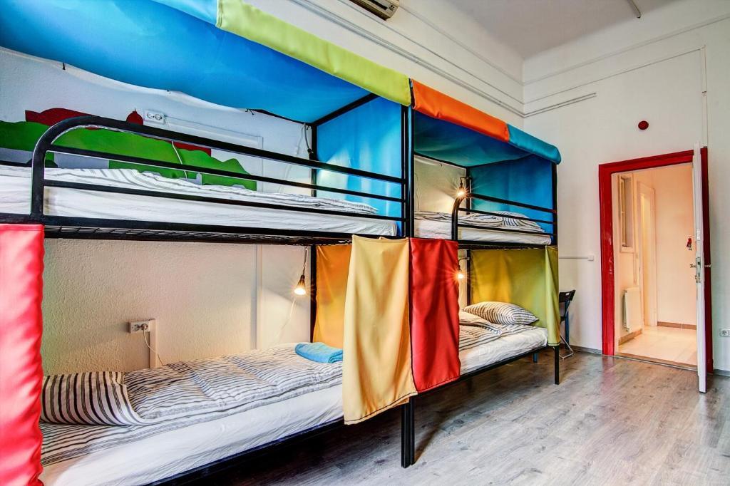 Mini Letti A Castello.Pal S Mini Hostel Budapest Prezzi Aggiornati Per Il 2019