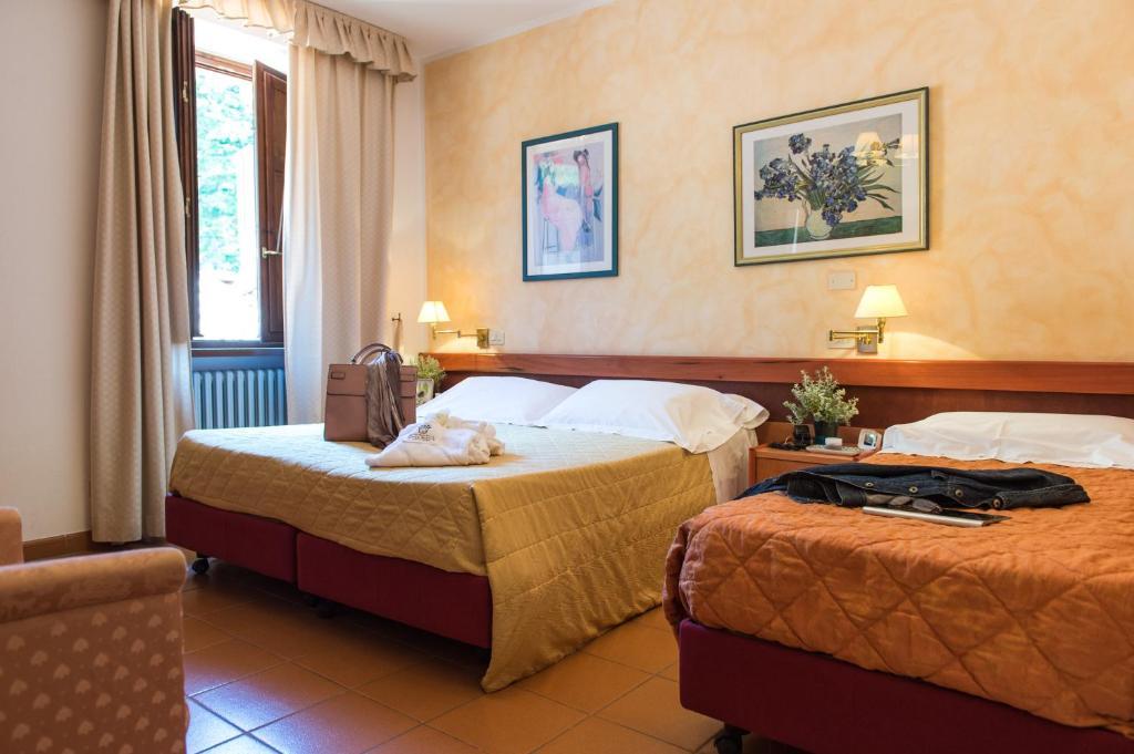 Hotel Delle Terme Santa Agnese, Bagno di Romagna, Italy - Booking.com
