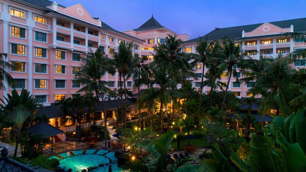 メリア プロサニ ホテルジョグジャカルタ(Melia Purosani Hotel Yogyakarta)
