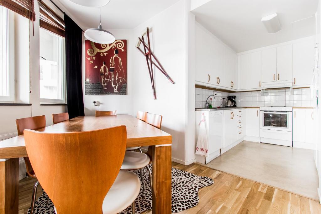 Spacious 3 Bedroom Apartment (Schweden Stockholm) - Booking.com