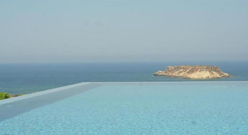 The swimming pool at or near Villa Panorama