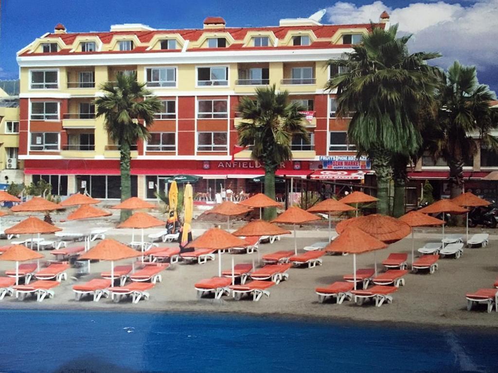 Apartment Bora Beach Flat, Marmaris, Turkey