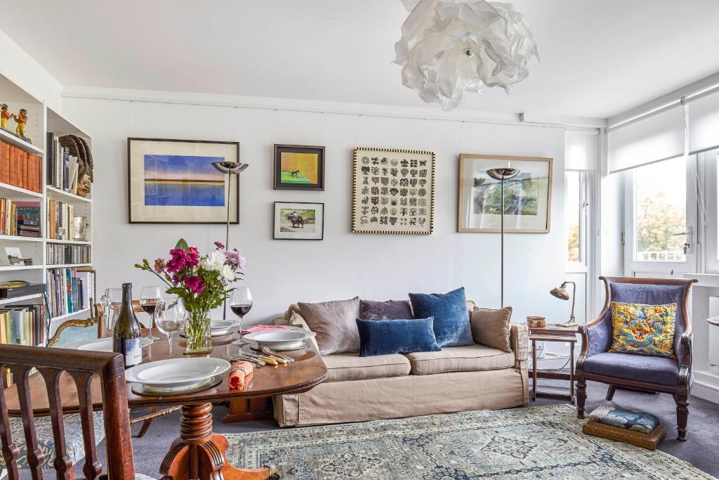 Apartment Charming Regents Park Home London UK