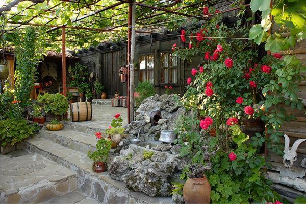 Къща за гости Guest House Polah Ot Minaloto - Жеравна