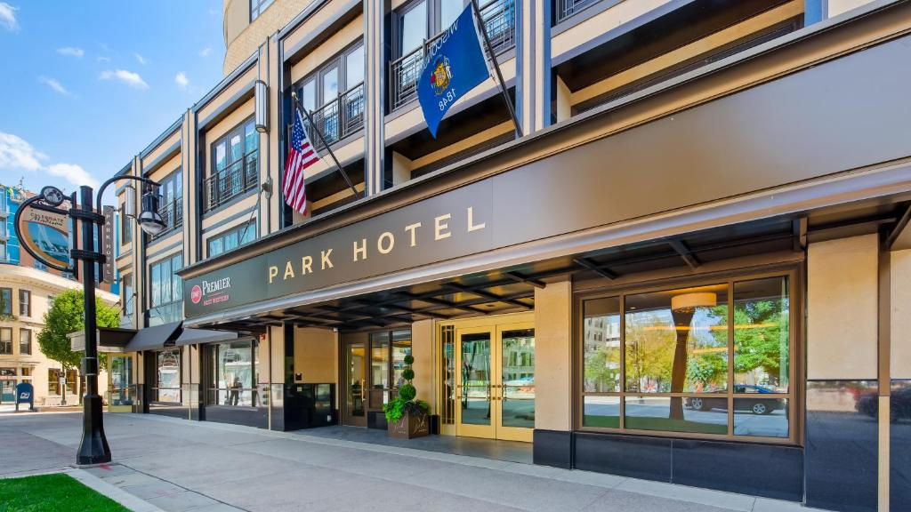 Wingra Park And Camp Randall Public >> Best Western Premier Park Hotel Madison Wi Booking Com