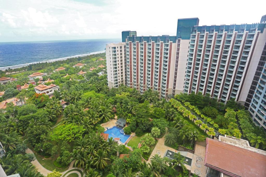 Qingshuiwan Weiersi Apartment Hotel