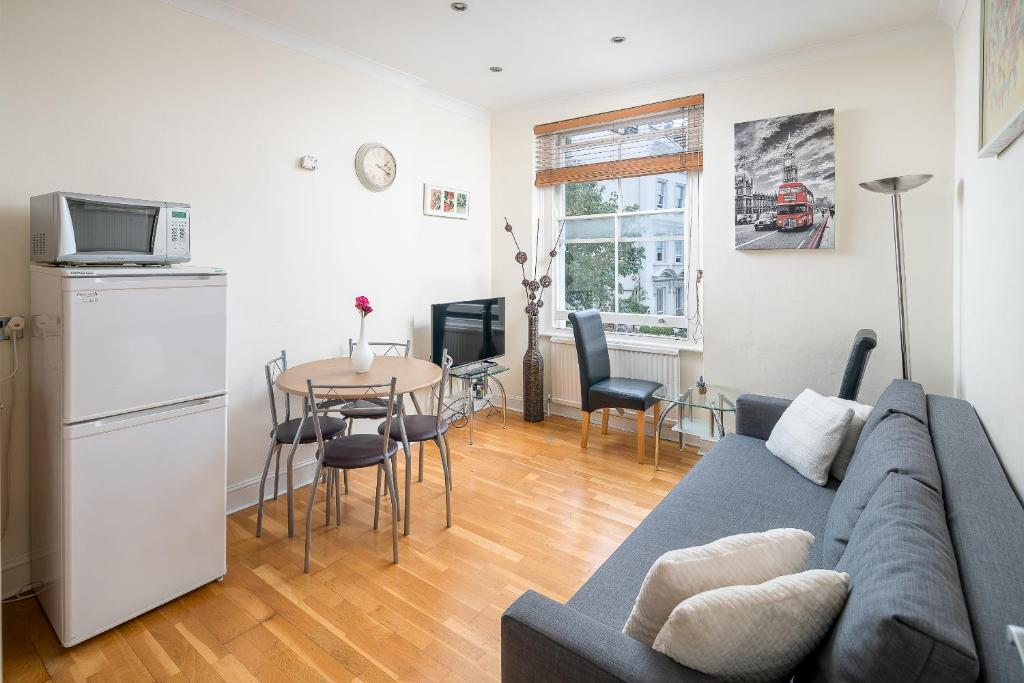 Notting Hill Apartment, London, UK - Booking.com