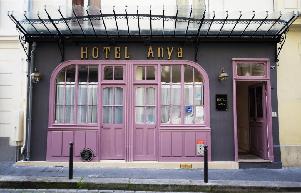 Hotel Voltaire Republique Paris France
