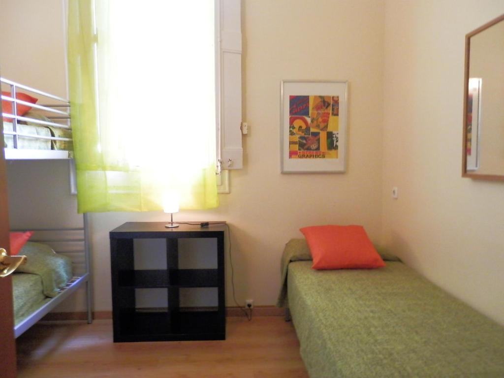 Hostel Barcelona Central Garden Spain Bookingcom