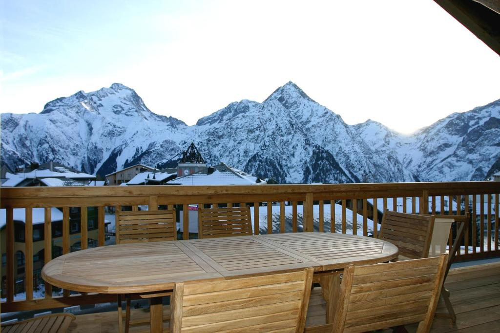 Rsidence Cortina Les Deux Alpes France Bookingcom