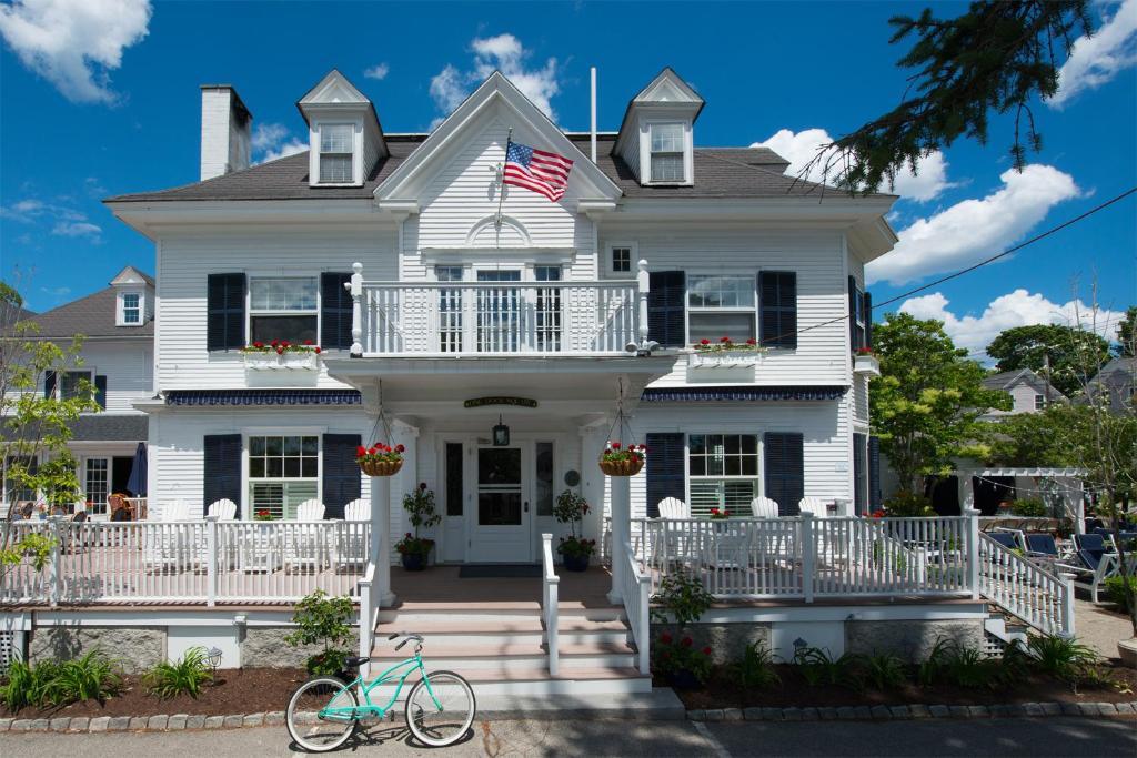 Kennebunkport Inn, Kennebunkport – Precios actualizados 2018