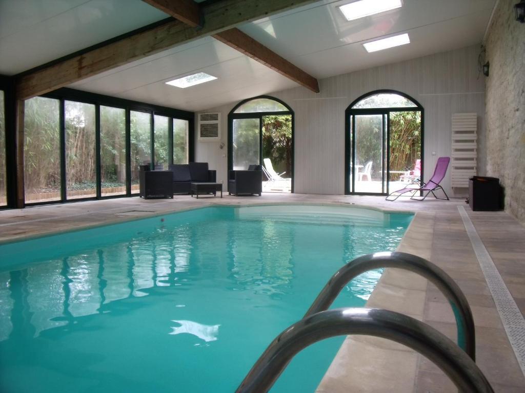 Piscine Domont vacation home la parenthèse avec piscine - les impressionnistes