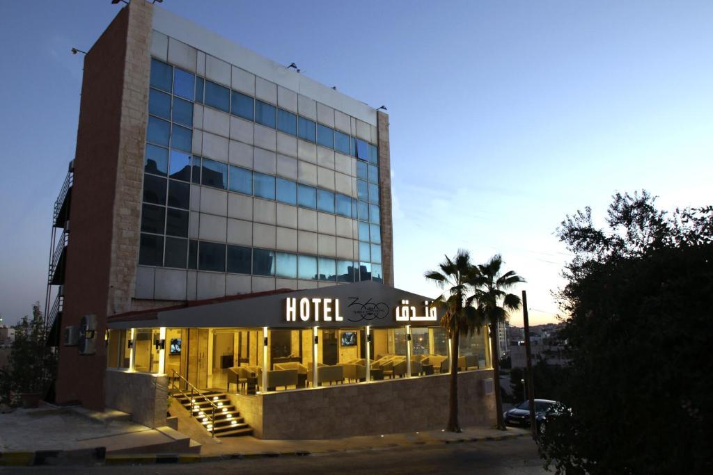 360 Hotel Jordanien Amman Booking Com