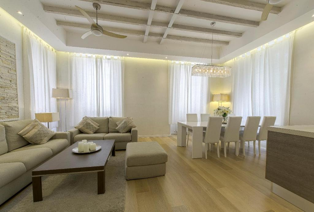 Modern apartment como italien como booking
