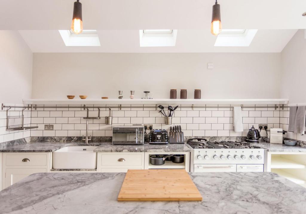 Ferienwohnung modern bed home in trendy cambridge suburb gb
