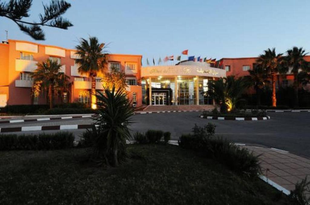 ホテル ドゥ パルク(Hotel du Parc)