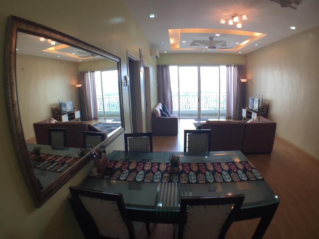 Abu Homestay   1borneo Condominium Tower B  Kota Kinabalu  Malaysia