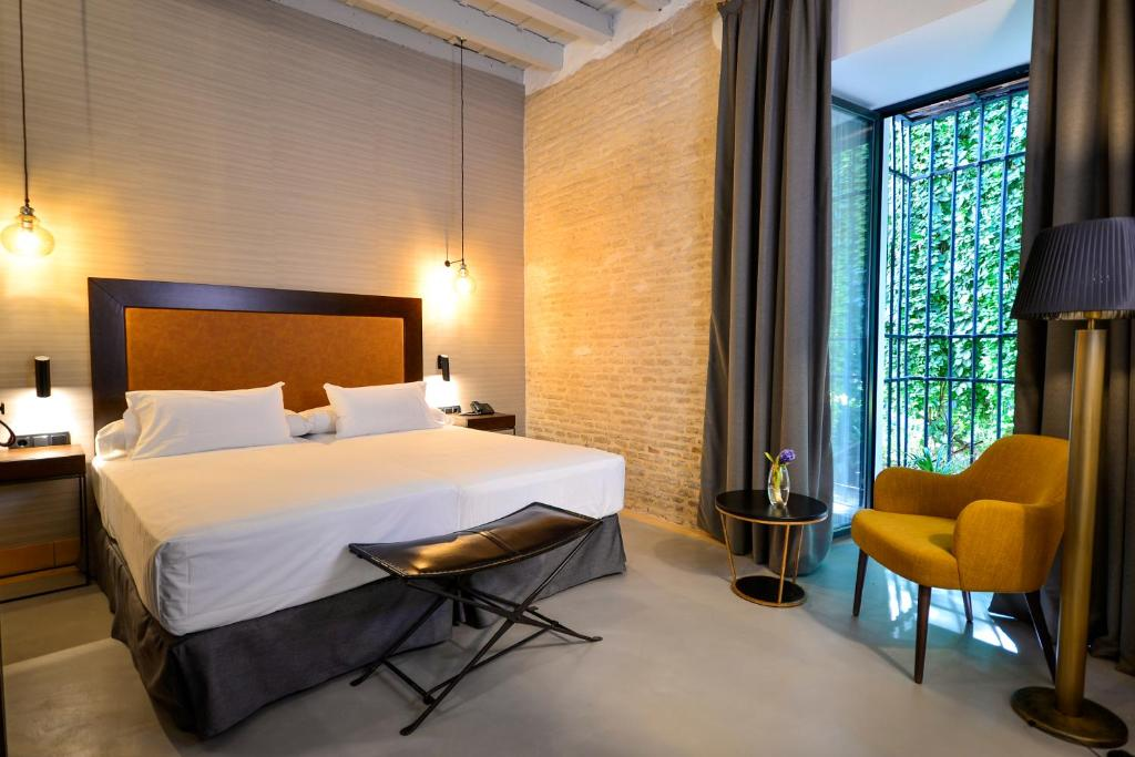 boutique hotels in sevilla  168