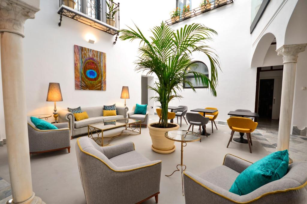boutique hotels sevilla provinz  170